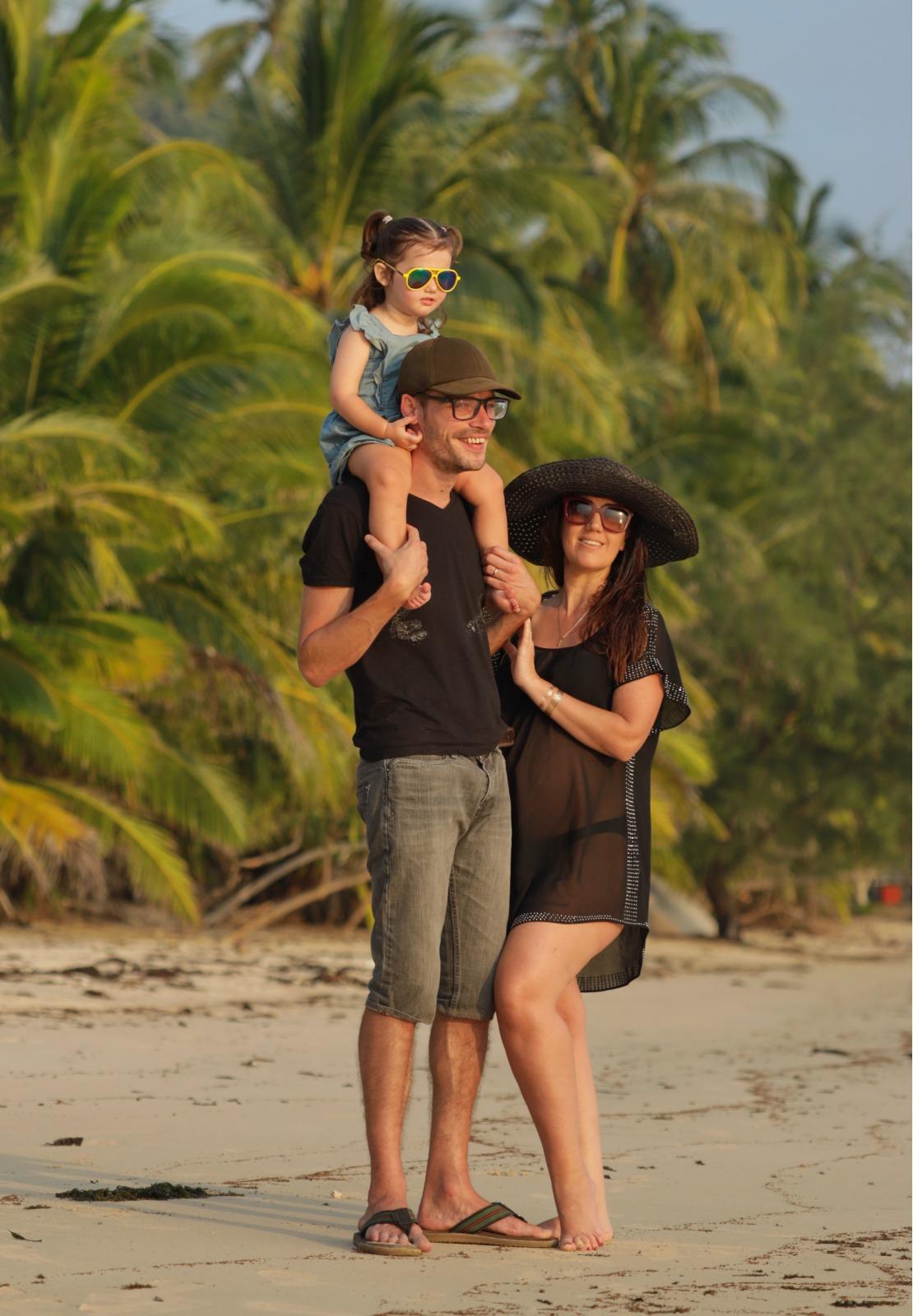 Hila Nachmani and Family Photo by Nati Maman